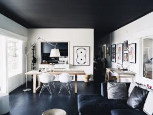 Идеи для акцентной стены, подчеркивающей интерьер вашего дома