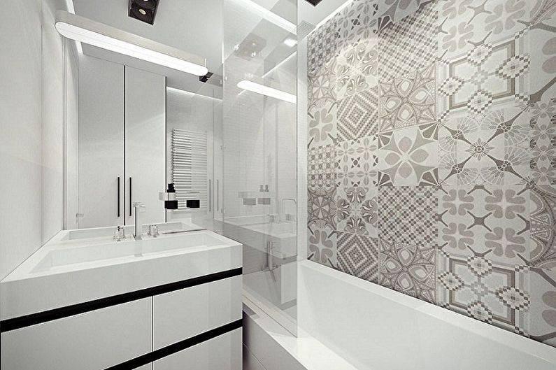 Дизайн ванной 4 кв.м. - 80 фото интерьеров после ремонта, красивые идеи