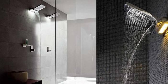 Штанги для душа в ванную: разновидности душевых настенных держателей для лейки, обзор брендов elghansa, grohe и других