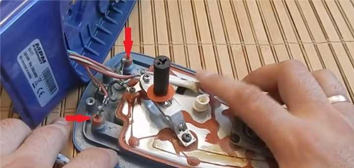 Утюг филипс: схема прибора и ремонт своими руками, замена термопредохранителей и других устройств, советы