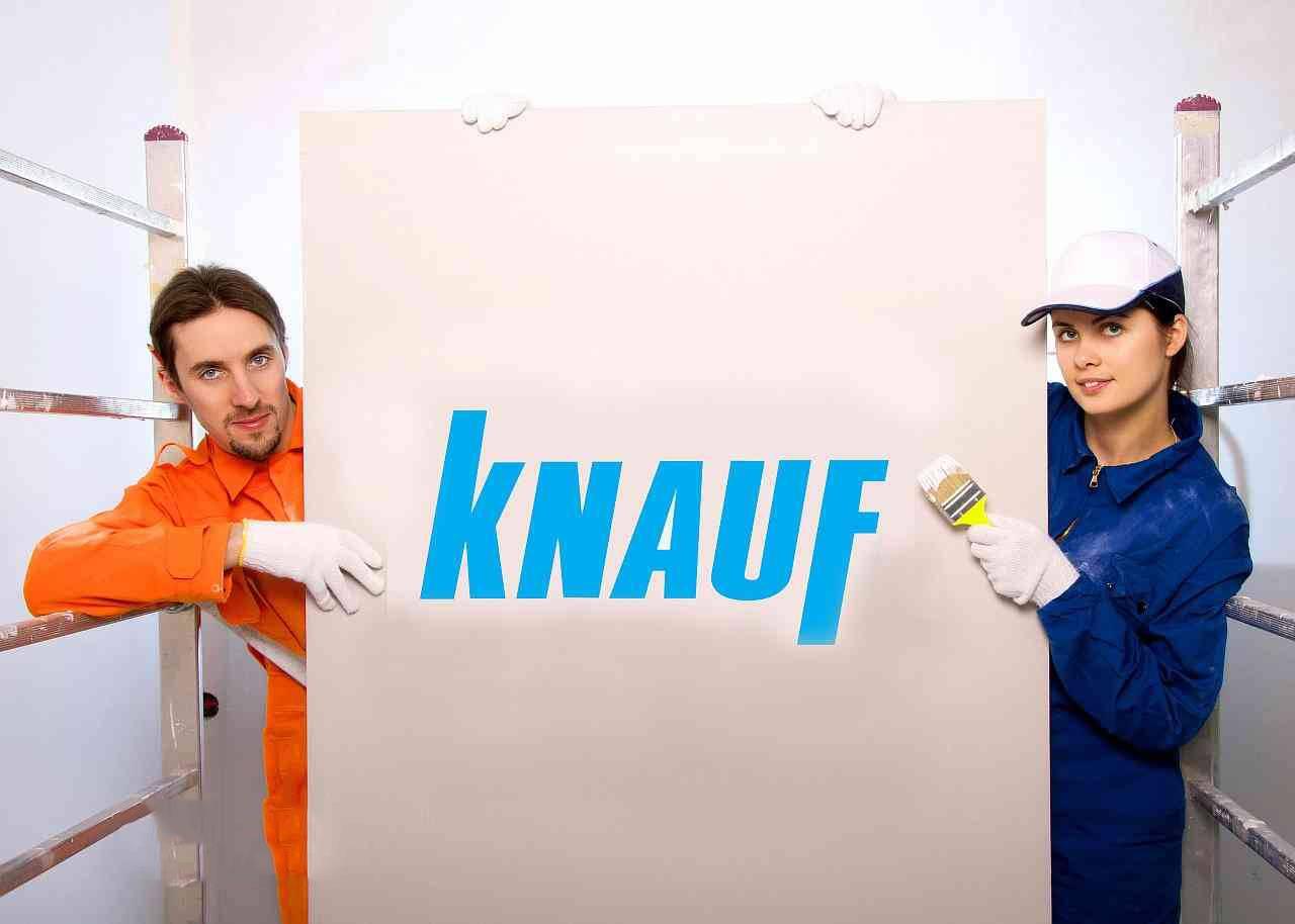 Особенности и применение армирующей ленты Knauf для гипсокартона