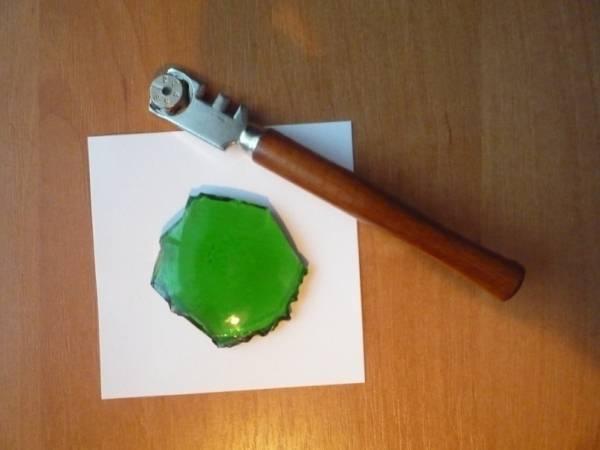 Как резать стекло правильно в домашних условиях