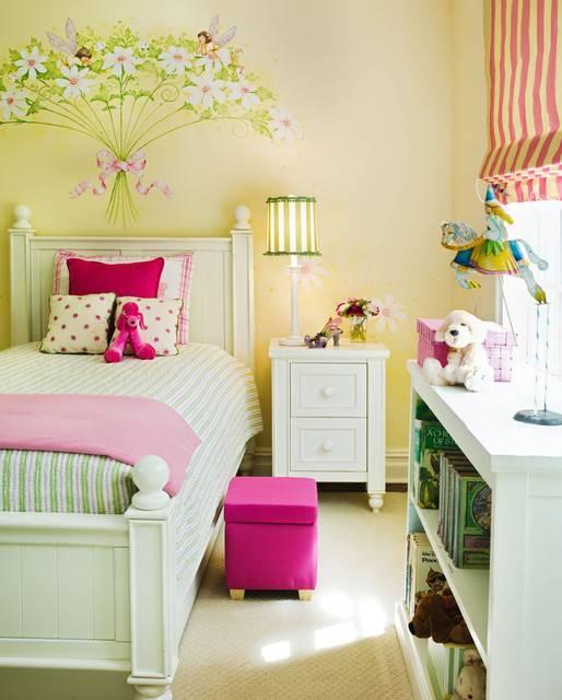 Цвет в интерьере детской комнаты, варианты, фото – rehouz
