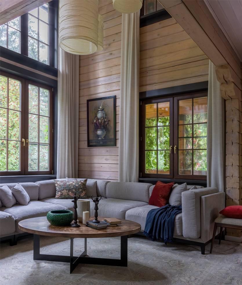 Второй свет в каркасном доме - плюсы, минусы и особенности его устройства