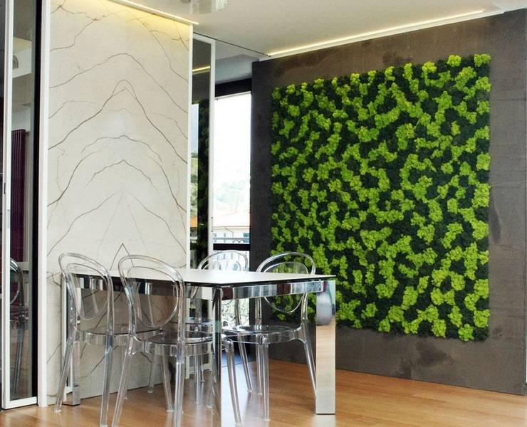 Декоративный мох | дизайн vid