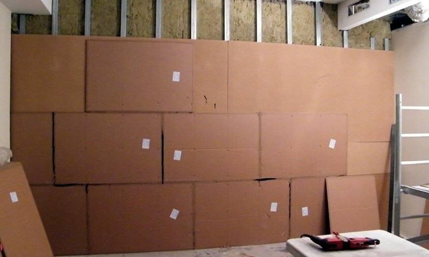 Жидкая звукоизоляция стен в квартире: соверменные материалы