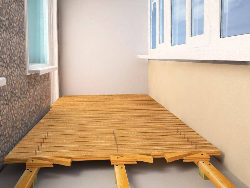 Лучшие напольные покрытия для балкона — 6 вариантов, которые себя зарекомендовали