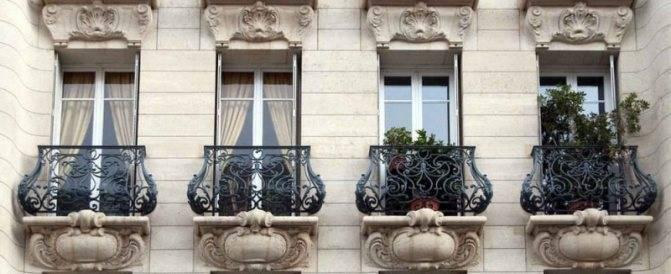Французский балкон своими руками: двери, остекление, дизайн фото