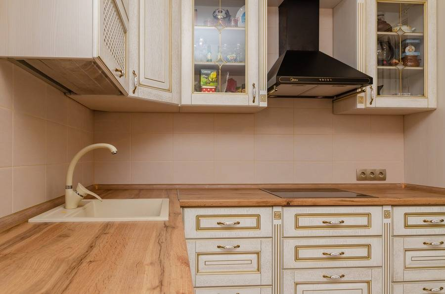 Из какого материала лучше брать кухню: сравнительная таблица (20 фото)