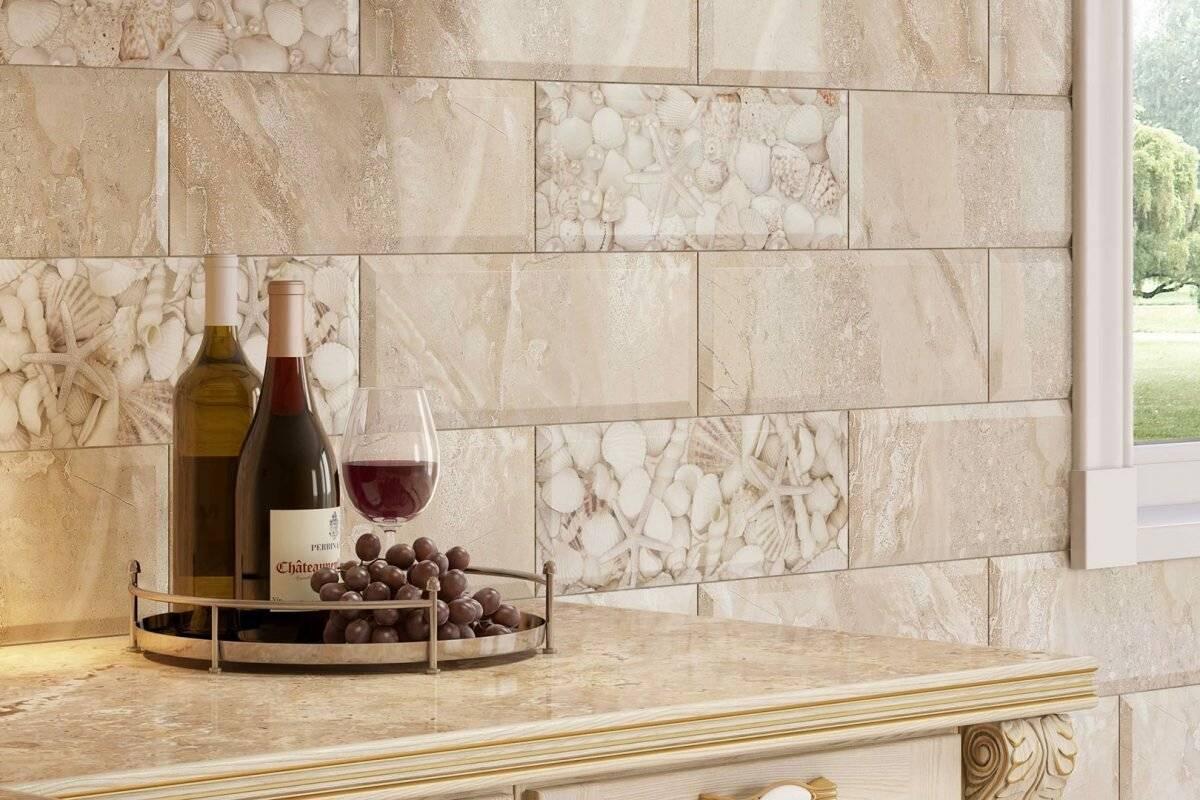 Размеры кухонной плитки: особенности керамической плитки размером 10х10, 10х20, 10х30 и 100х100. размеры кафельной глянцевой плитки