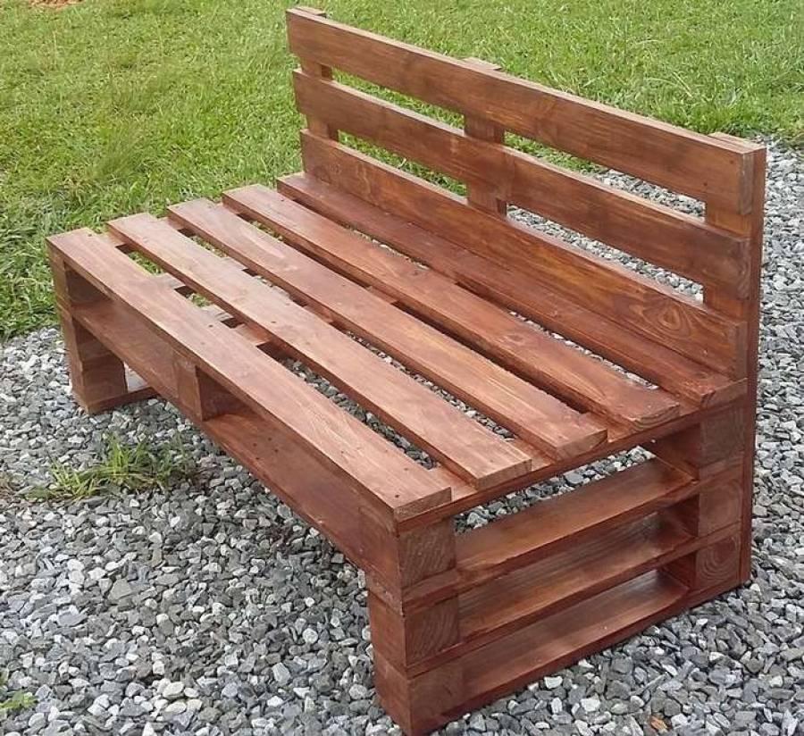Садовая скамейка своими руками - пошаговые инструкции!