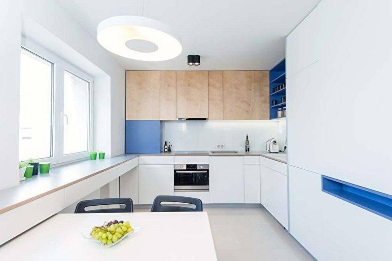 Минимализм в интерьере кухни, примеры оформления – rehouz