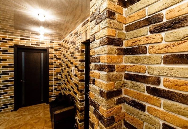 Способы внутренней отделки стен гипсовой плиткой