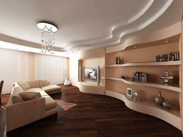 Какой потолок лучше – глянцевый или матовый?
