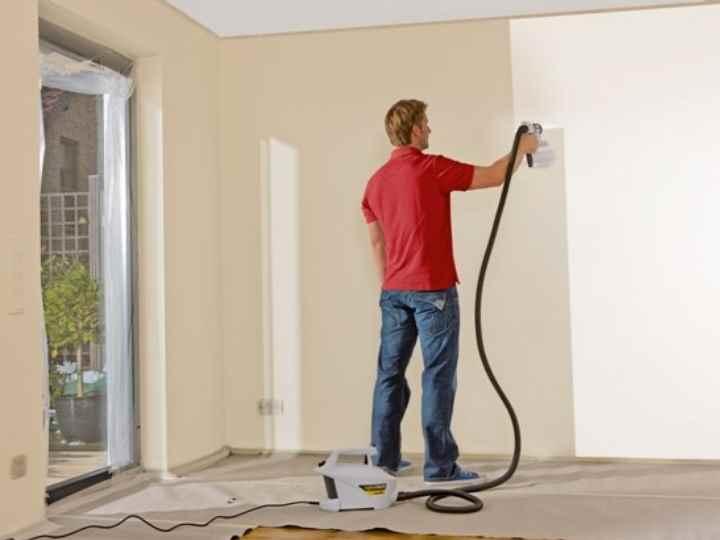Экономия на ремонте – как покрасить стены и потолок: Обзор