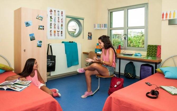 Дизайн комнаты в общежитии (36 фото). зонирование. интерьер для парня, девушки и семьи