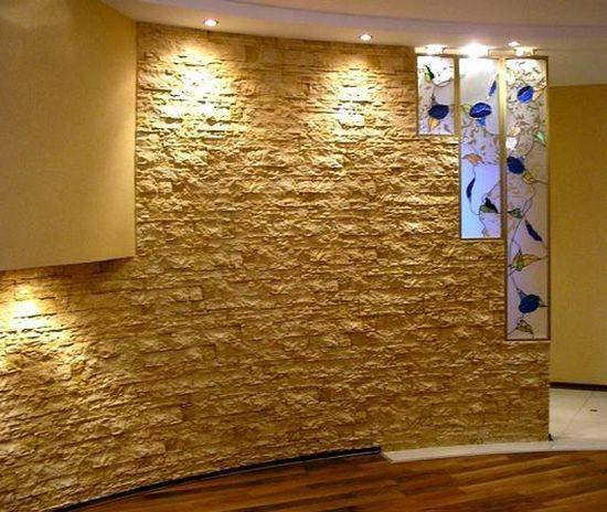 Особенности и основные виды декоративной штукатурки с эффектом бетона
