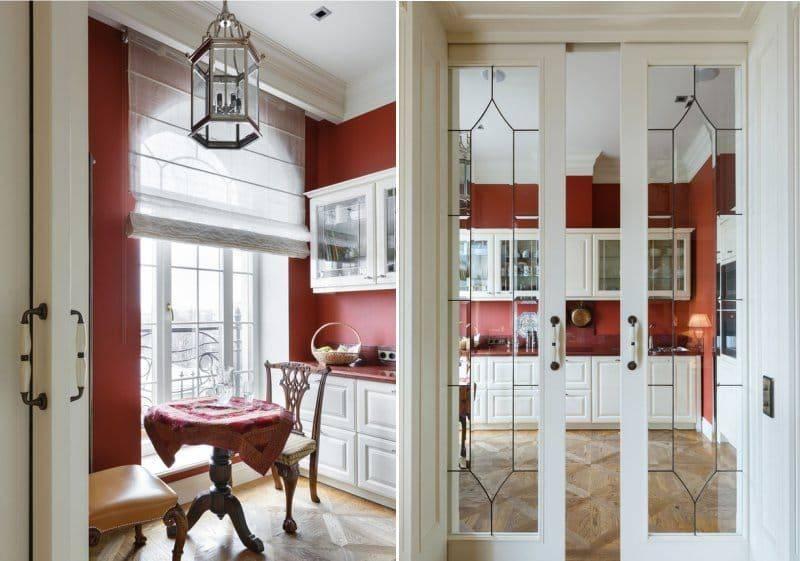 Сдержанно и респектабельно: 85 фото-идей дизайна кухни в английском стиле