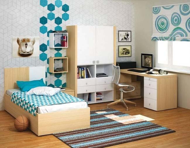 Цвет детской комнаты — нюансы которые влияют на выбор (+40 фото)