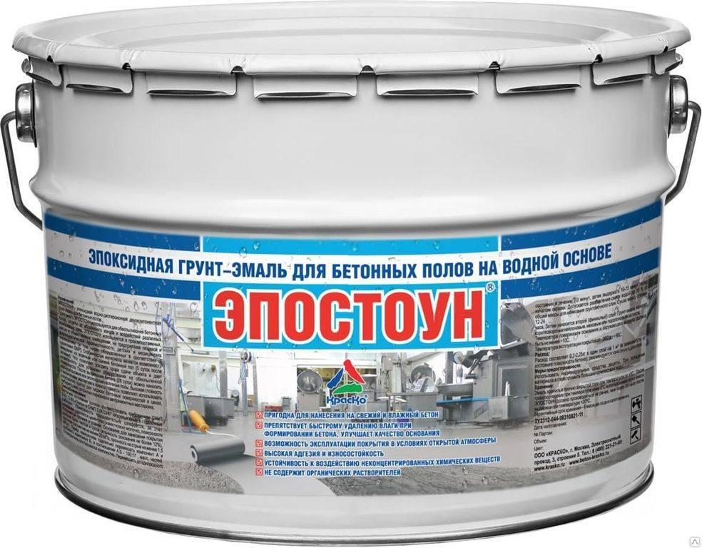 Краска по бетону для пола: преимущества покраски пола  | в мире краски