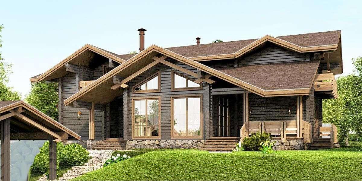 Второй свет в проекте деревянного дома - это: значит ли такое понятие что-то в архитектуре и строительстве и что оно означает