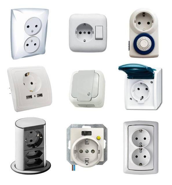 Какие бывают виды розеток для электропроводки в квартире, и как их правильно выбрать: экспертное мнение
