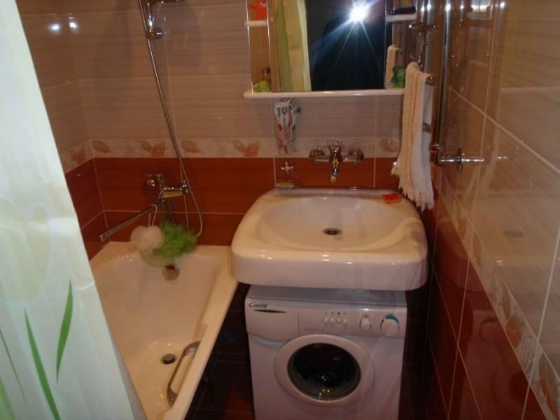 Бюджетный вариант дизайна ванной комнаты или как сэкономить