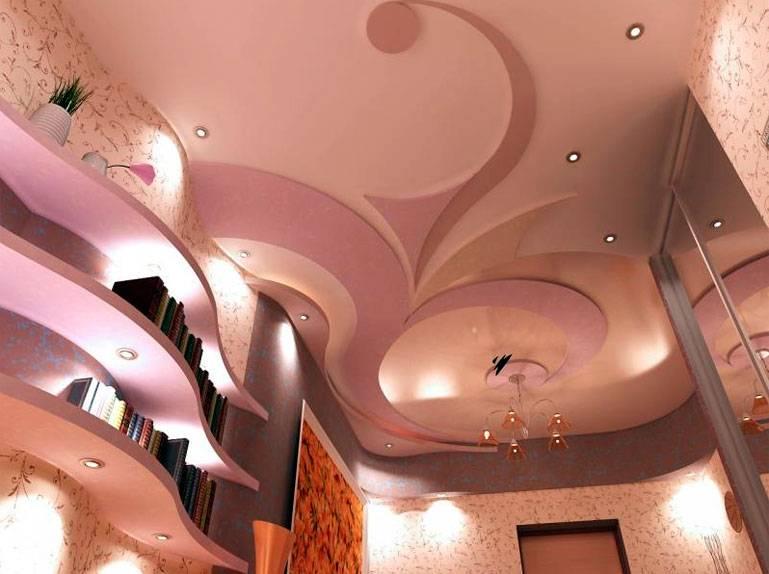 Парящий потолок - плюсы и минусы, виды, определение, 83 фото дизайна