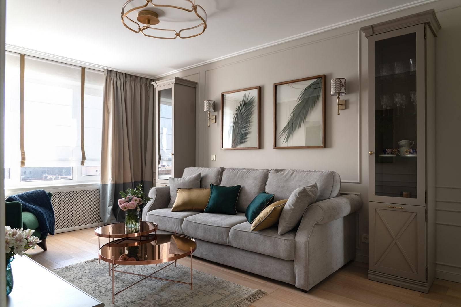 Шкаф в гостиную – дизайн мебели и организация полезного пространства
