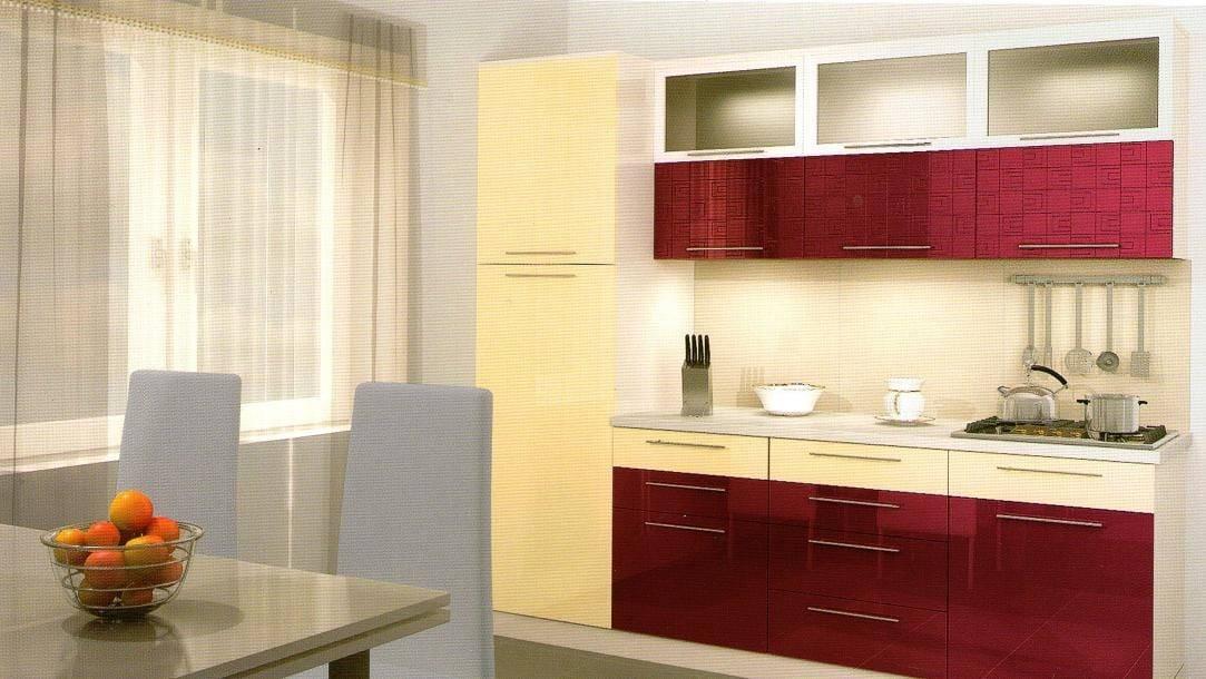 Бордовая кухня: какие элементы кухни выполнить в бордовом цвете, реальные фото примеры