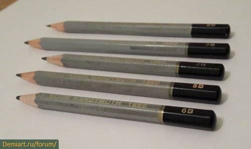 Почему строительный карандаш не круглый. отличие строительного карандаша от обычного канцелярского карандаша