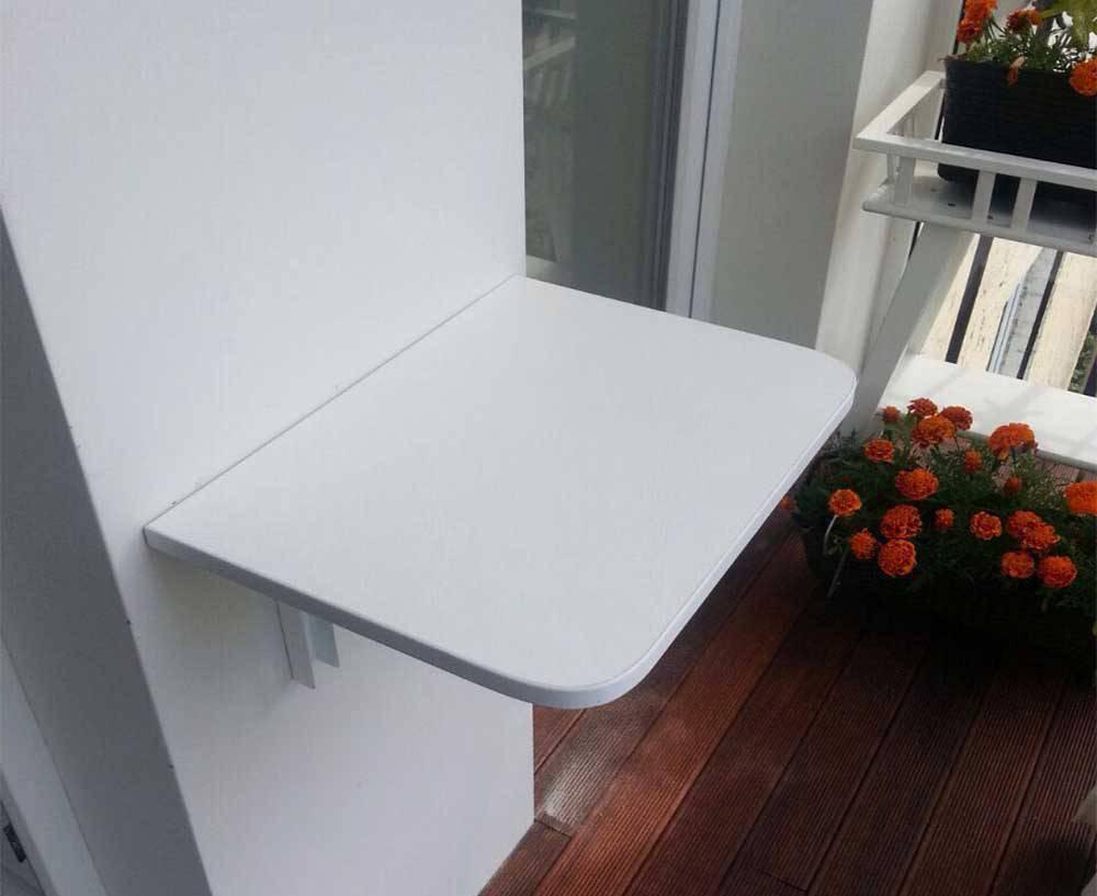Стол на балконе (69 фото): складной столик, откидной своими руками, компьютерный и стол-тумба на лоджию, обеденный и столешницы