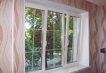 Раскладка в стеклопакете. пластиковые окна с декоративной раскладкой купить в москве