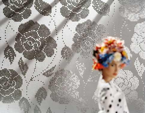 Мозаика из битой плитки: возможность утилизовать разбившуюся коробку плитки или модный тренд в отделке – смотрим фото и оцениваем