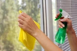Чем отмыть пластиковый подоконник: пошаговая схема
