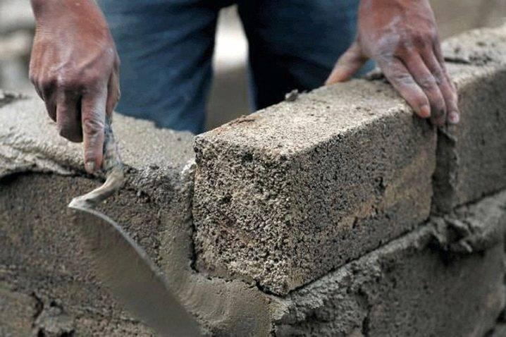 Особенности готовых цементных кладочных растворов