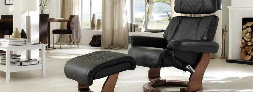 Как выбрать кресло для гостиной?