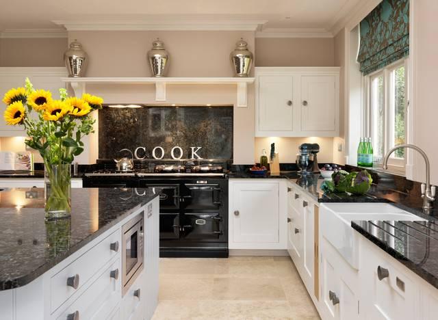 Кухня слоновая кость, дизайн, кухонный гарнитур, стены, пол, фото, видео | все о дизайне и ремонте дома