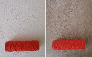 Как выбрать валик для декоративной штукатурки
