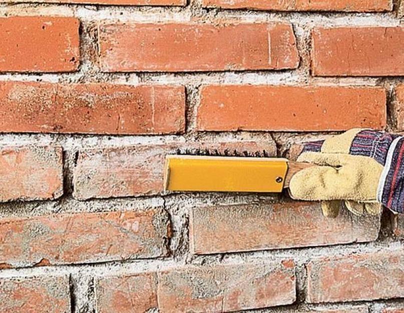 Грунтовка кирпичных стен под штукатурку