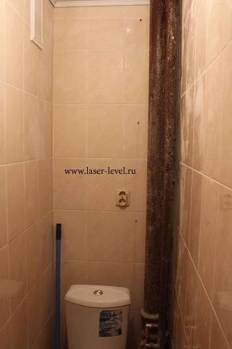 Как спрятать трубы в туалете? 63 фото чем закрыть, чтобы был к ним доступ? закрываем стояк гипсокартоном и другими материалами