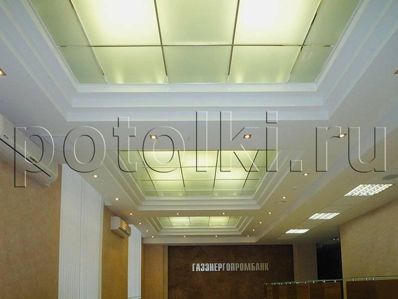 Как сделать стеклянный потолок своими руками, какой выбрать: с фотопечатью, из акрилового стекла, светопрозрачный или армстронг, подробнее на фото и видео