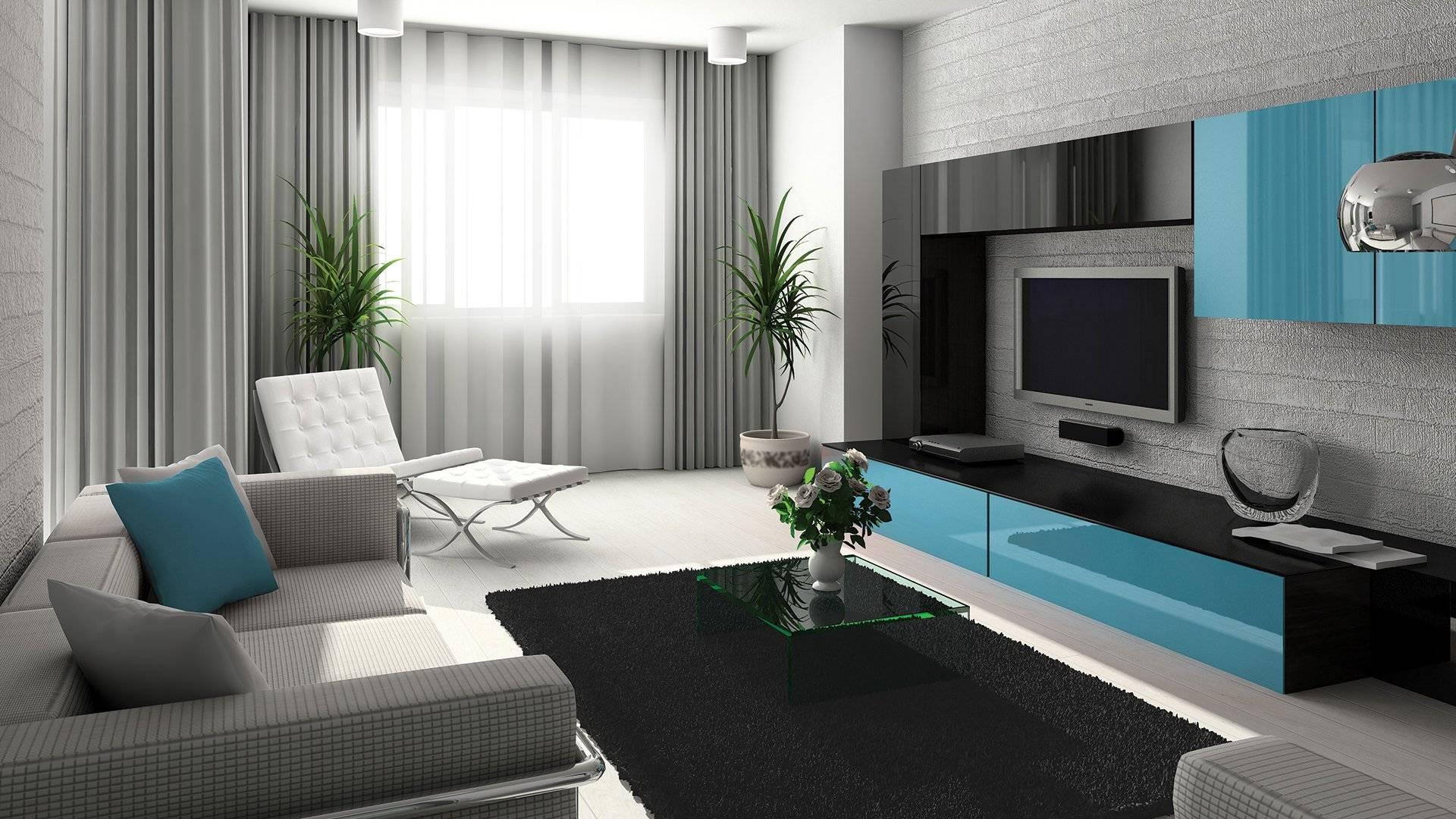Серый цвет в интерьере и его сочетание с другими цветами + фото