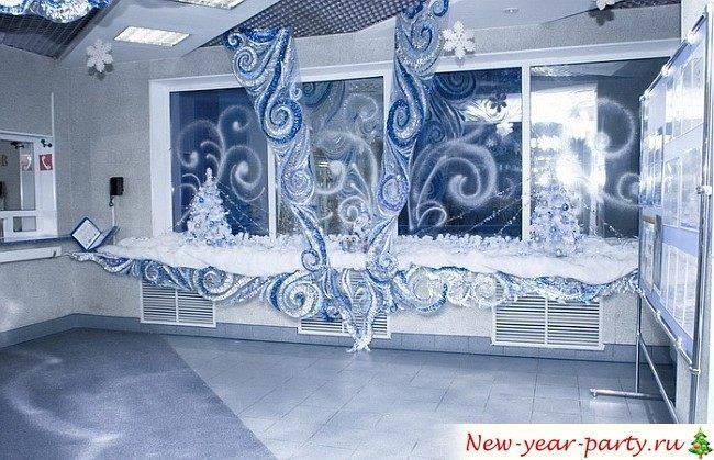 Как подготовить к празднику и украсить офис на новый год: оформляем рабочее место с огоньком