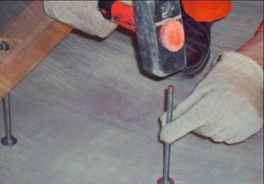 Деревянный пол на лагах: устройство своими руками