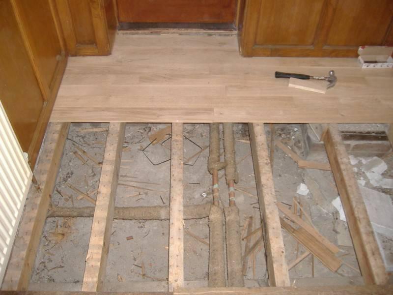 Ремонт пола в доме с деревянными перекрытиями: виды ремонта пола, а также особенности замены полов в сталинских домах