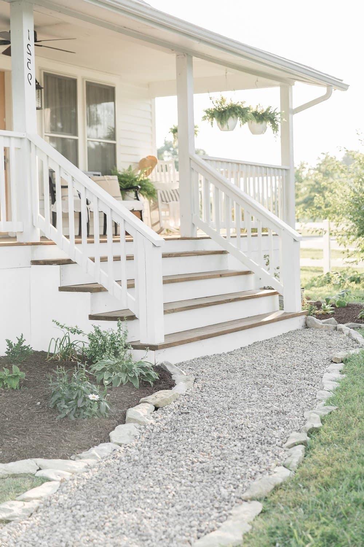 Дизайн крыльца дома - 115 фото лучших вариантов как построить крыльцо