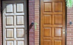 Реально ли самому выполнить ремонт входных железных дверей?