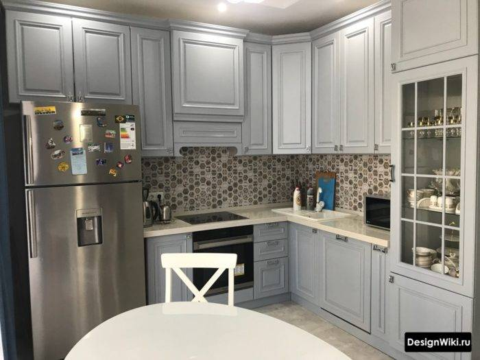 35 примеров удачного дизайна кухни 9 кв м в панельном доме