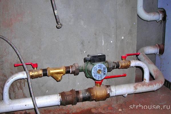 Циркуляционный насос для системы отопления: советы и рекомендации
